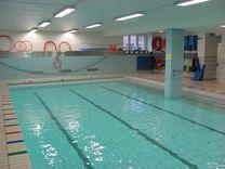 Schulschwimmanlage Letten Zürich