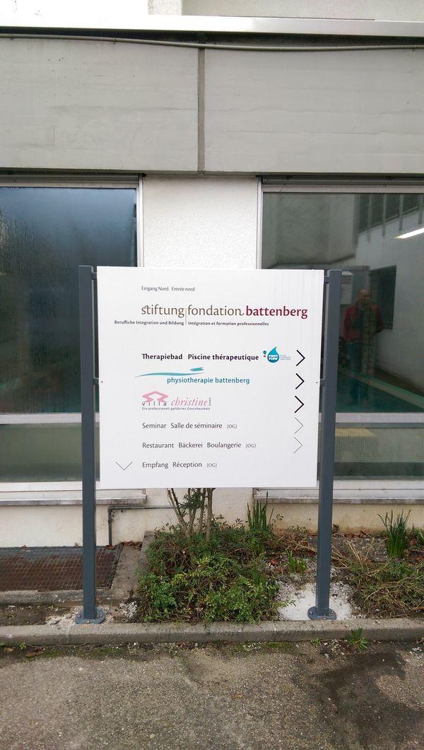 Hallenbad Battenberg Info