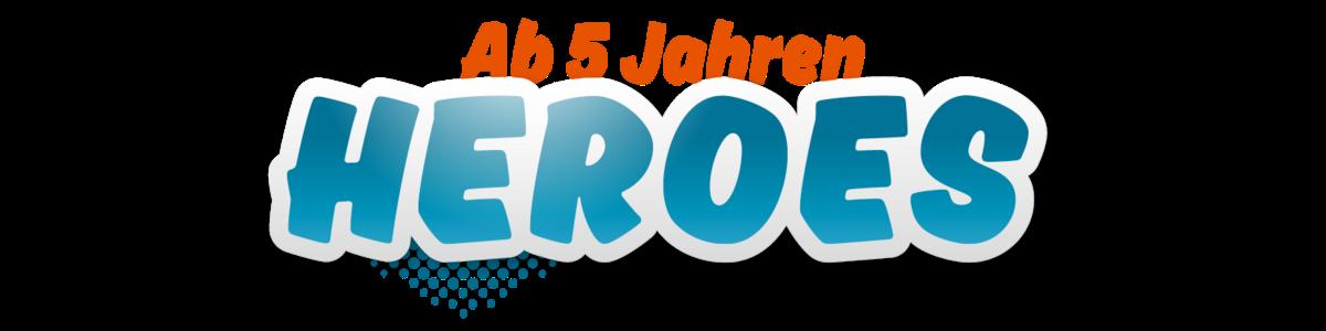 LetsSwim Heroes Logo