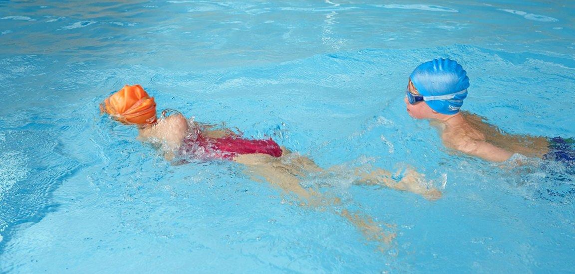 Kinder schwimmen Pool Badekappe Schwimmbrille