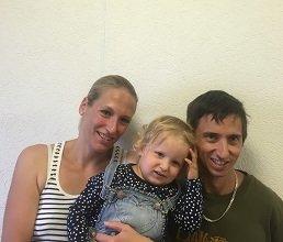 LetsSwim Testimonial Familie Rindlisbacher