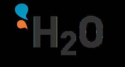 H2O Wassererleben AG Logo